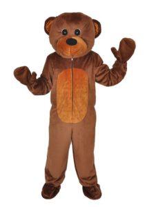 Bärenkostüm Karneval